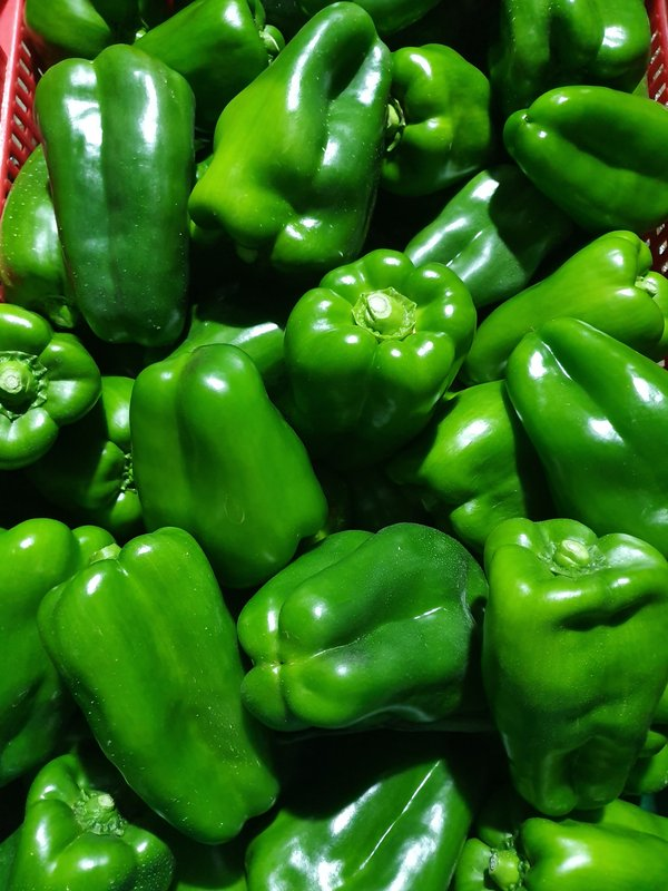 Green Pepper/Poivron Vert Price: 1000 Rwf / Kg Delivery Fees: 1000Rwf