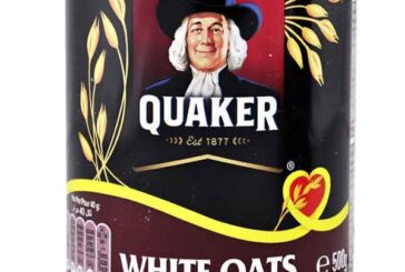 Quacker Oats/ Polici Price: 4000 Rwf Delivery Fees: 1000 Rwf