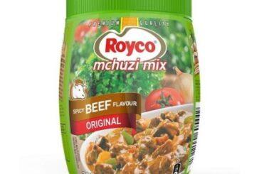 Royco mcuzi mix(Big) Price: 3000 Rwf/ 1 pc Delivery Fees: 1000 rwf