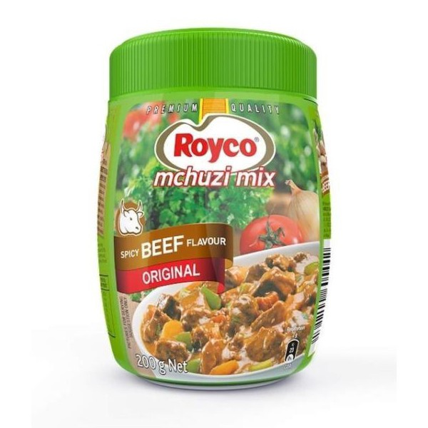 Royco mcuzi mix(Big) Price: 3000 Rwf/ 1 pc Delivery Fees: 1000 rwf