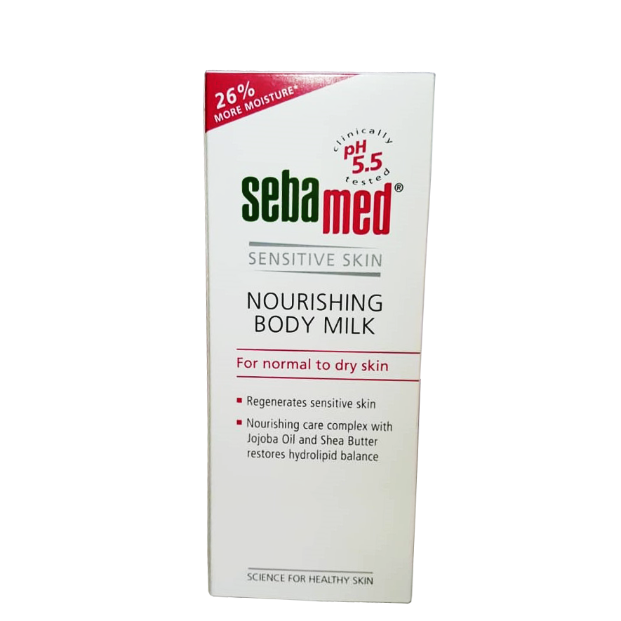SebaMed Baby Body Lotion 200 ml, Price: 7000 Rwf, Delivery Fees: 1000 Rwf