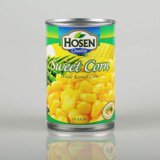 Hosen Sweet Corn 400g Price: 1500 Rwf Delivery Fees: 1000 Rwf