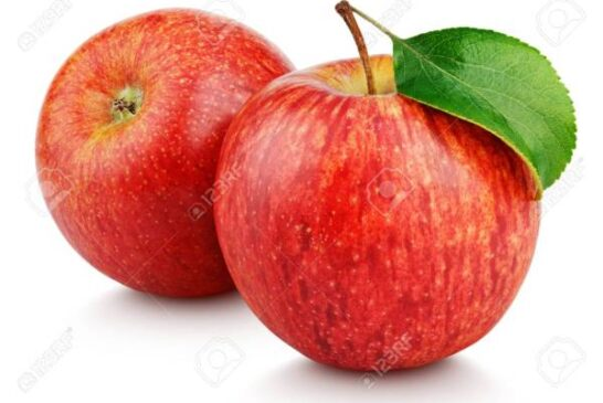 Apple Red/Pome Rouge Price: 600 pc Delivery Fees: 1000 Rwf