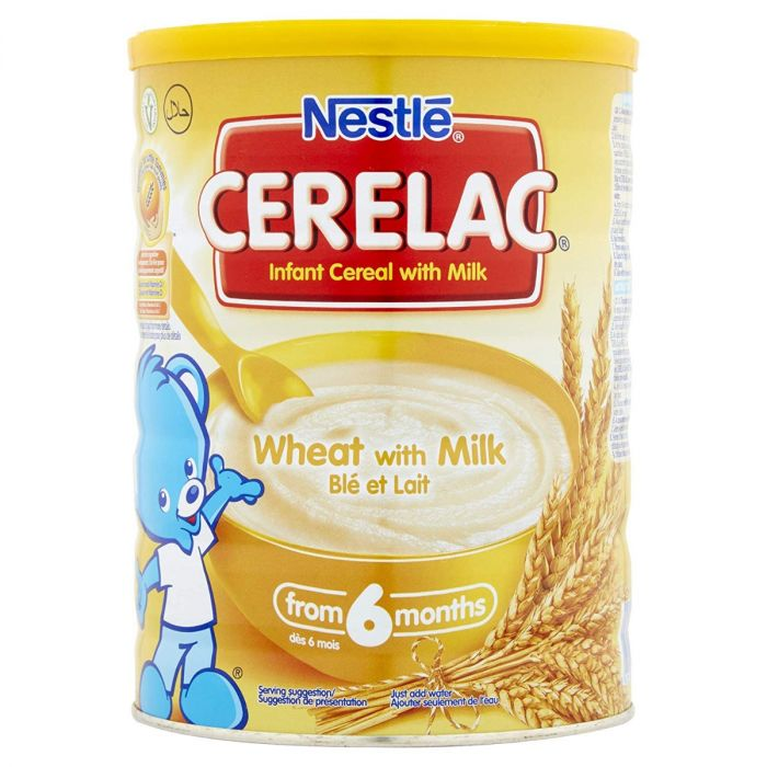 Cerelac 6,7,8,12 Mounth Price: 5500 Rwf/ pc Delivery Fees: 1000 Rwf