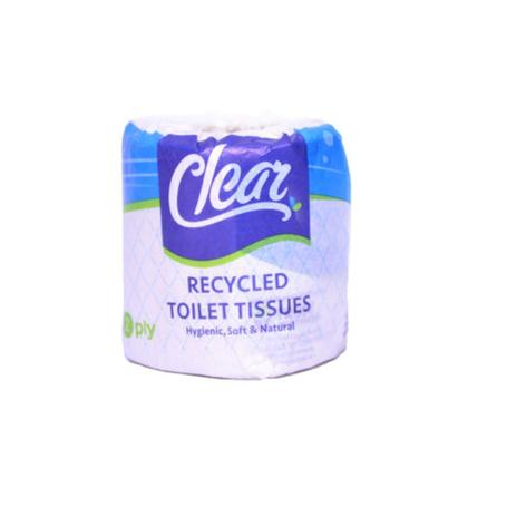 Clear Toilet Paper /10 pcs, Price: 2500 Rwf, Delivery Fees: 1000 Rwf