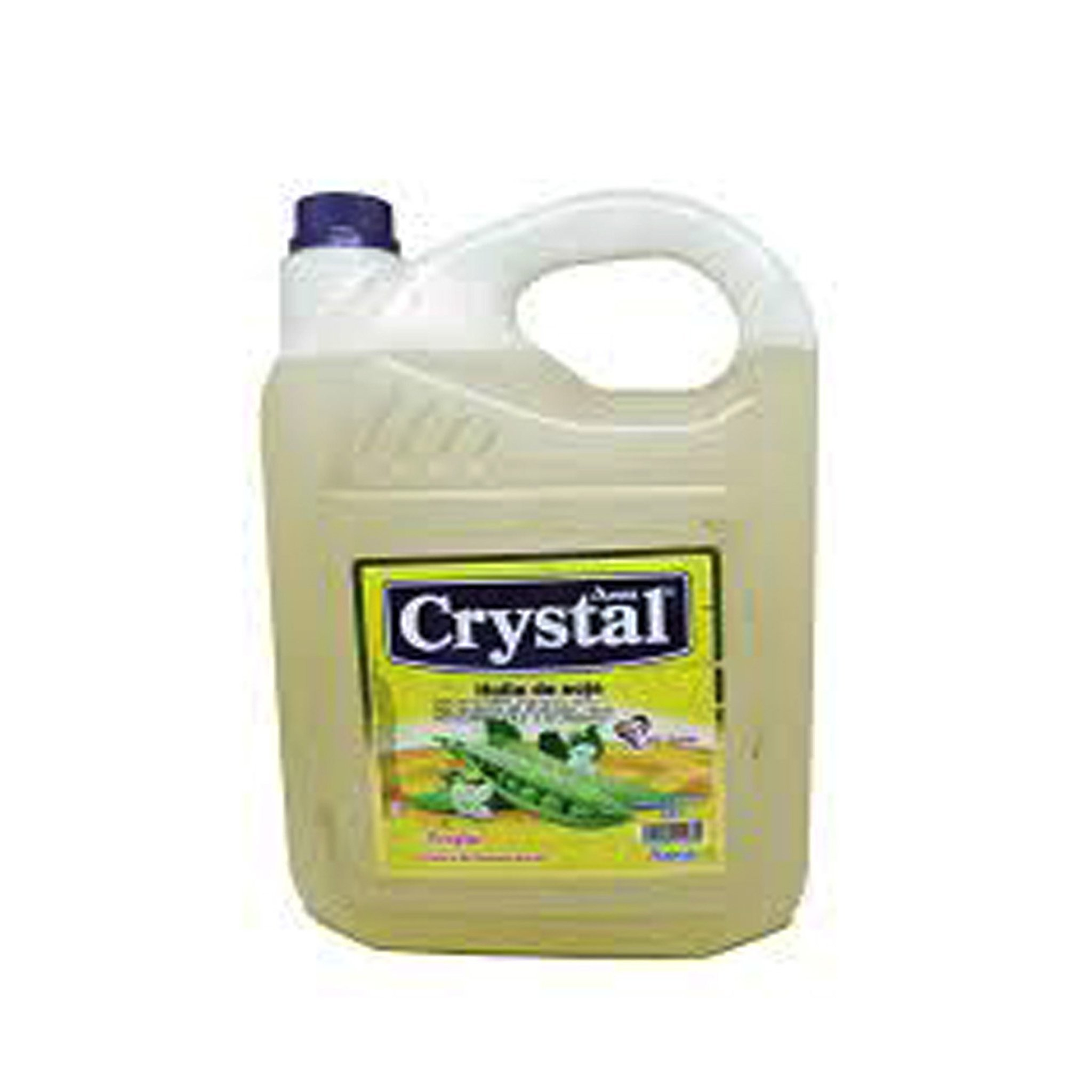 Crysatal Peas Oil 5 L, Price: 9500 Rwf, Delivery Fees: 1000 Rwf