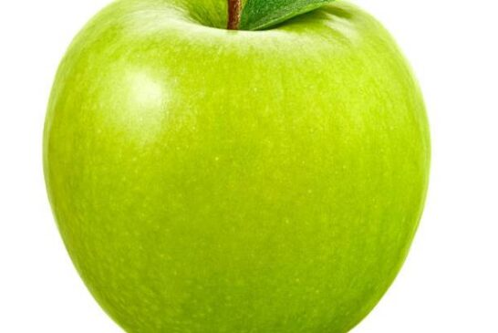 Green Apple/Pome vert Price: 500 pc Delivery Fees: 1000 Rwf