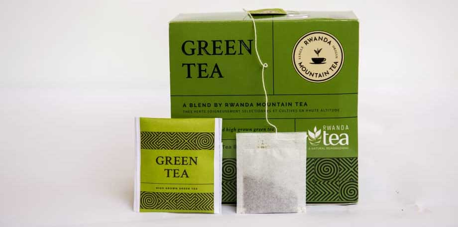 The Vert/ Green Tea Price: 1800 Rwf Delivery Fees: 1000 Rwf