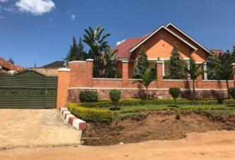 House for sale located in Rwanda, Kigali, Gasabo, Kibagabaga . Price: 115,000,000Frw