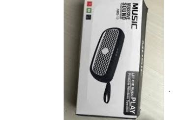 Massive Sound Protable Wireless Speaker Bluetouth Price: 10000 Rwf Free Delivery