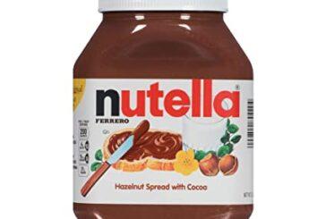 Nutella Price: 5500 Rwf Delivary Fees: 1000 Rwf