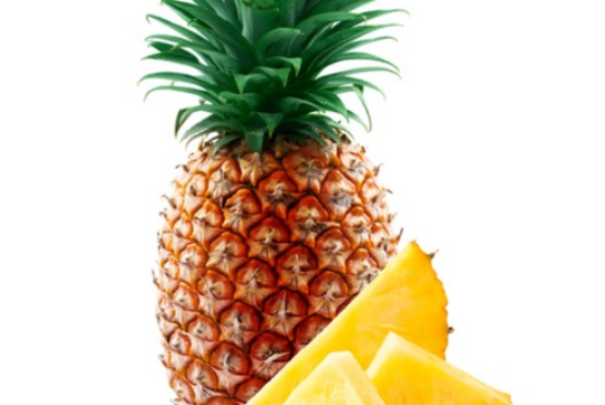 Pineapple Fruit Price: 800 Rwf/pc Delivery Fees: 1000Rwf
