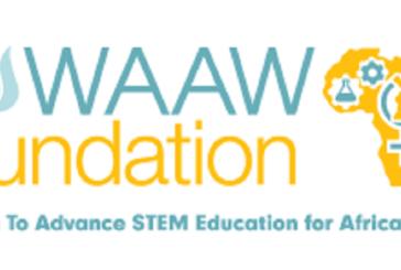 WAAW Foundation 2020/2021 STEM Scholarship for Need-Based African Female Students.(Deadline : 02 November 2020)