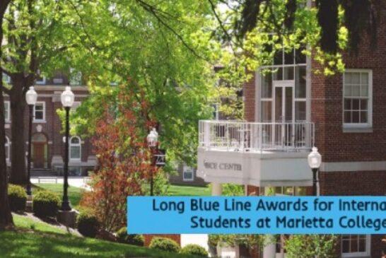 Awards for International Students in the USA: (Deadline 15 December 2020)