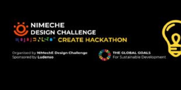 Ludenso Create Hackathon 2020 for Young Africans (Over $3,000 worth of prize): (Deadline 14 October  2020)