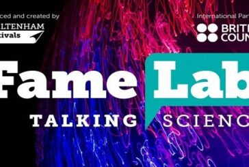 British Council FameLab science communication competition 2021 for young people worldwide (Funded Trip to Cheltenham Science Festival in the UK): (Deadline 7 November 2020)