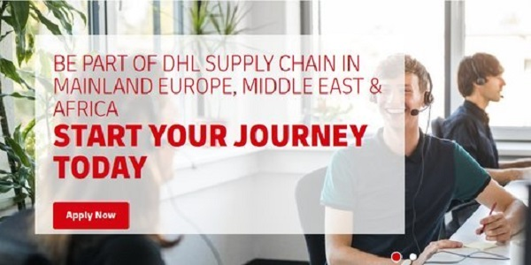2020 DHL Supply Chain Graduate Program (G100) for Graduates & young Professionals: (Deadline unspecified)