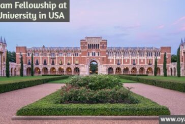 Wortham Fellowship at Rice University in the United States: (Deadline30 November 2020)