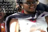 Mastercard Foundation Scholars Program at Sciences Po 2020-2021 (Fully-funded): (Deadline 25 November 2020)