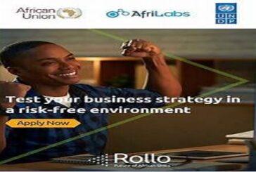 Rollo Business Simulation Program 2020 for African Small Enterprises ($10,000 USD Award): (Deadline 29 October  2020)