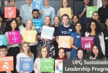 UPG Sustainability Leadership Program 2021: (Deadline 30 November 2020)
