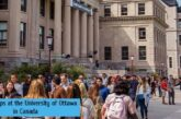 Scholarships at the University of Ottawa in Canada: (Deadline 1 November 2020)