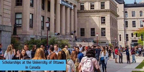 Scholarships at the University of Ottawa in Canada: (Deadline 1 November 2020)