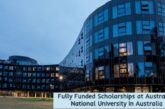 Fully Funded Scholarships in Australia: (Deadline 31 October 2020)