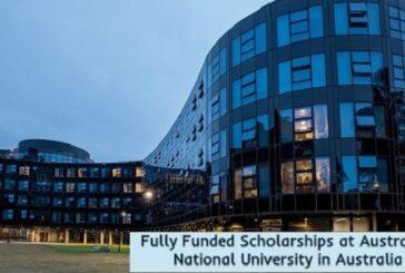 Fully Funded Scholarships in Australia: (Deadline 31 October 2020)