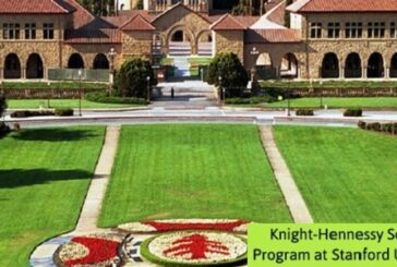 Fully Funded Knight-Hennessy Scholars Program at Stanford University: (Deadline 14 October 2020)
