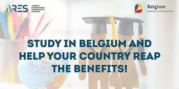 ARES Belgian Government Masters and Training Scholarships 2021/2022 for study in Belgium (Fully Funded): (Deadline 5 February 2021)