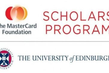 University of Edinburgh Mastercard Foundation Scholars Program 2021/2022 for study in Scotland (Fully Funded): (Deadline 30 October  2020)