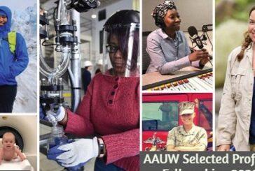 AAUW Selected Professions Fellowships 2020/21: (Deadline1 December 2020)