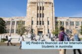 Financial aid for International Students in Australia: (Deadline 31 January 2021)