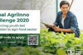 UN FAO/Zhejiang University Global AgriInno Challenge 2020 (Win trip to China and more): (Deadline 17 October 2020)