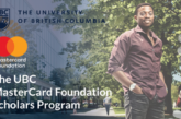 University of British Columbia Mastercard Foundation Scholars Program 2021/2022 for study in Canada (Fully Funded): (Deadline 11 December 2020)