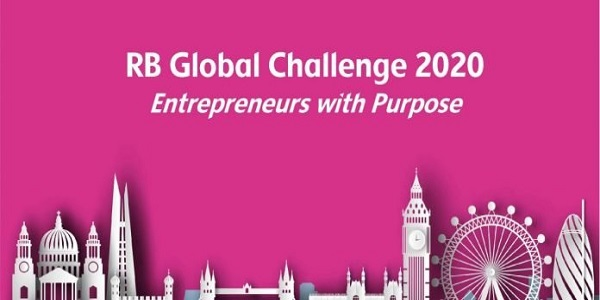 Reckitt Benckiser (RB) Global Challenge 2020 for social impact students (Cash Prizes & Fully Funded to grand finale in London): (Deadline Varies)