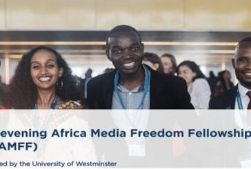 Chevening Africa Media Freedom Fellowship (CAMFF) 2021 for mid-senior level African Professionals (Fully Funded to the United Kingdom): (Deadline3 November 2020)
