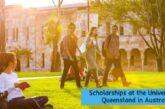 Scholarships at the University of Queensland: (Deadline 25 October 2020)