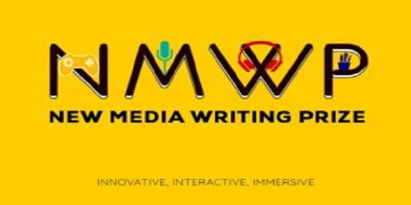 Apply for the New Media Writing Prize 2020 (£1,000 prize): (Deadline 18 December 2020)