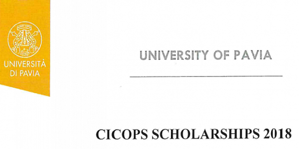 CICOPS Scholarships 2021 for Researchers from Developing Countries for Study in Italy (Fully Funded): (Deadline 30 November 2020)