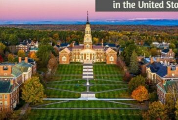 Fellowship in Colby College in the United States: (Deadline 30 November 2020)