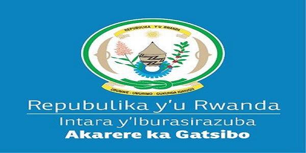 Itangazo ry'akazi mu rwego rwa DASSO mu karere ka Gatsibo: (Deadline 27 October 2020)