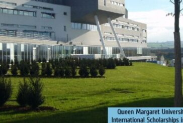 Queen Margaret University (QMU) International Scholarships in UK, 2020: (Deadline 30 November 2020)