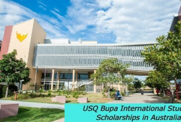USQ Bupa International Student Scholarships in Australia: (Deadline 15 November 2020)