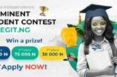 LegitNg Big Naija Independence Contest 2020 (up to 200k in prizes): (Deadline 21 November 2020)