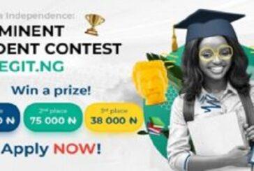 LegitNg Big Naija Independence Contest 2020 (up to 200k in prizes): (Deadline 21 November 2020)