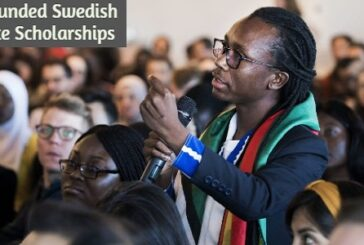 Fully funded Swedish Institute Scholarships for Global Professionals: (Deadline 15 January 2021)