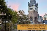 International Scholarships at McGill University in Canada: (Deadline 15 January 2021)