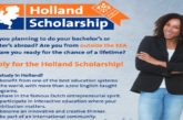 Holland Scholarships 2021/2022 for Bachelor's or Masters Study in the Netherlands (5,000 Euros): (Deadline 1 May 2021)
